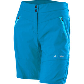 Löffler Evo CSL Bike Shorts Women blue lake